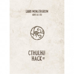 Cthulhu Hack : Libri Monstrorum -...