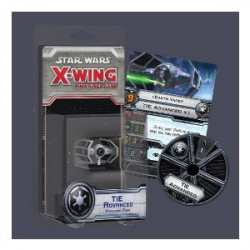 X-Wing - Chasseur TIE Advanced