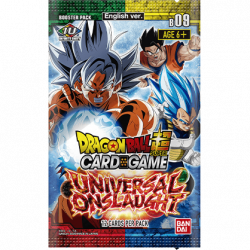 Dragon Ball Super Card Game - Booster Série 9