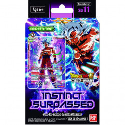 Dragon Ball Super Card Game - Starter 11