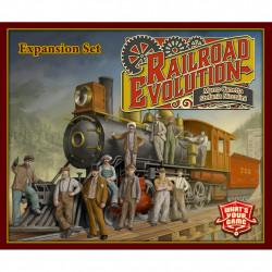 Railroad Revolution : Extension...
