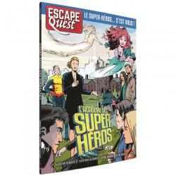 Escape Quest 6 - L'Académie des Super Héros