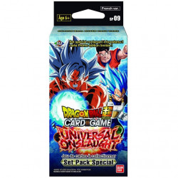 Dragon Ball Super Card Game - Special Pack 9