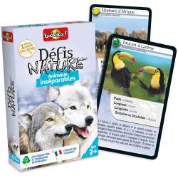 Défis Nature : Animaux Inséparables