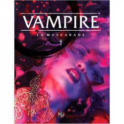 Vampire La Mascarade V5 - Livre de Base