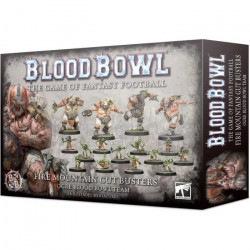 Blood Bowl : Fire Mountain Gut Busters