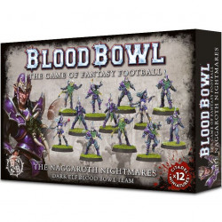 Blood Bowl : The Naggaroth Nightmares