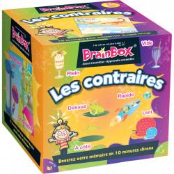 Brainbox - Les Contraires