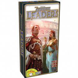 7 Wonders : Leaders