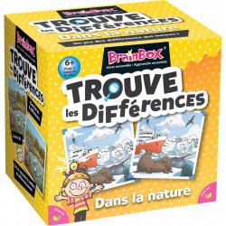 Brainbox - Trouve Les Différences - Dans La Nature