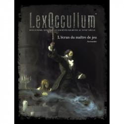 Lex Occultum - Ecran du Maitre de Jeu