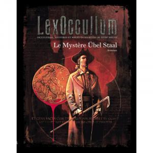 Boite de Lex Occultum - Le Mystère d'Übel Staal
