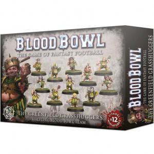 Boite de Blood Bowl : The Greenfield Grasshuggers