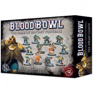 Boite de Blood Bowl : The Dwarf Giants