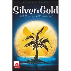 Silver & Gold VF