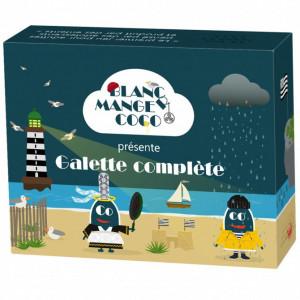 Boite de Blanc Manger Coco : Galette Complète