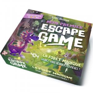Boite de Mon Premier Escape Game - La Forêt Magique