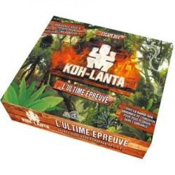Escape Box Koh Lanta - L'Ultime Epreuve
