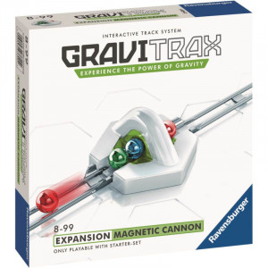 Boite de GraviTrax - Module Magnetic Cannon