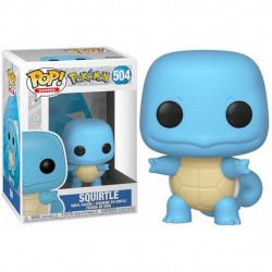 Figurine Funko Pop! n°504 : Squirtle (Carapuce)