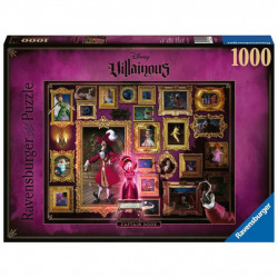 Puzzle Villainous - Capitaine Crochet...