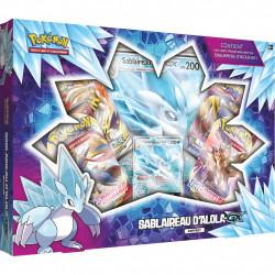 Coffret Pokémon Sablaireau d'Alola