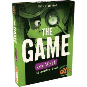 Boite de The Game - en Vert et Contre Tous