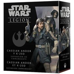 Star Wars : Légion - Cassian Andor et K-2SO