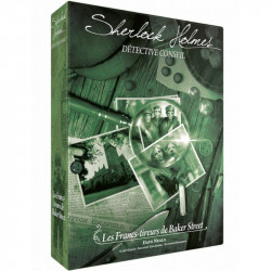 Sherlock Holmes - Les Francs-tireurs de Baker...