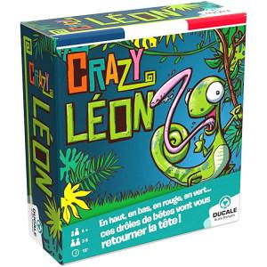 Boite de Crazy Léon