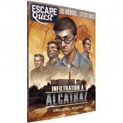 Escape Quest 7 - Infiltration à Alcatraz