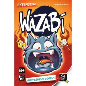 Boite de Wazabi - Extension Supplément Piment