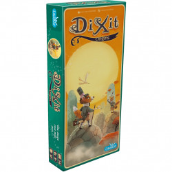 Dixit 4 - Origins (extension)