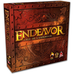 Endeavor - Extension L'Age de...