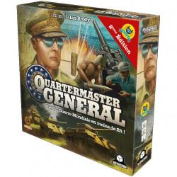 Quartermaster General 2ème Edition