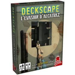 Deckscape - L'Evasion d'Alcatraz