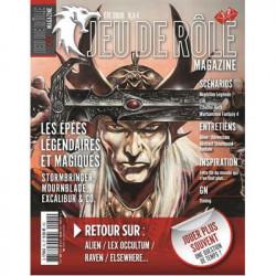 Jeu de Rôle Magazine 50 (Eté 2020)
