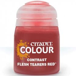 Citadel Colour Contrast Flesh Tearers Red
