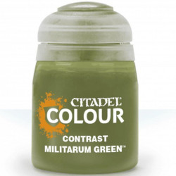 Citadel Colour Contrast Militarum Green