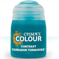 Citadel Colour Contrast Terradon Turquoise