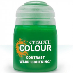 Citadel Colour Contrast Warp Lightning