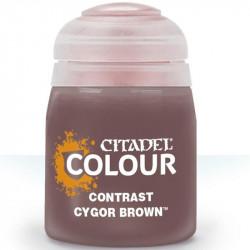 Citadel Colour Contrast Cygor Brown