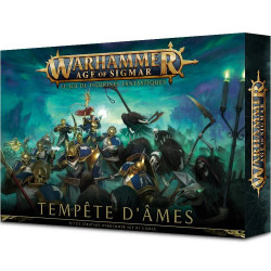 Age of Sigmar - Tempête d'Ames (Boîte...