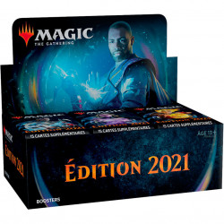 36 Boosters Edition de Base 2021 VF