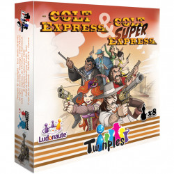 Twinples - Colt Super Express