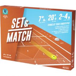 Set & Match (nouvelle édition)