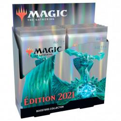 12 Boosters Collector Edition de Base 2021 VF