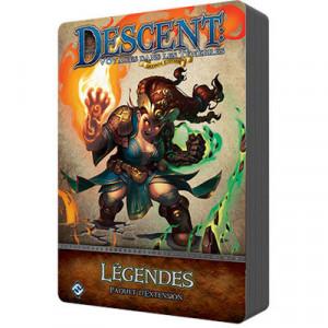 Boite de Descent : Légendes