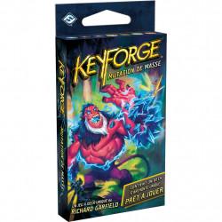 Keyforge : Mutation de Masse - Deck