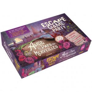 Boite de Escape Game Party - Alice au Pays des Merveilles